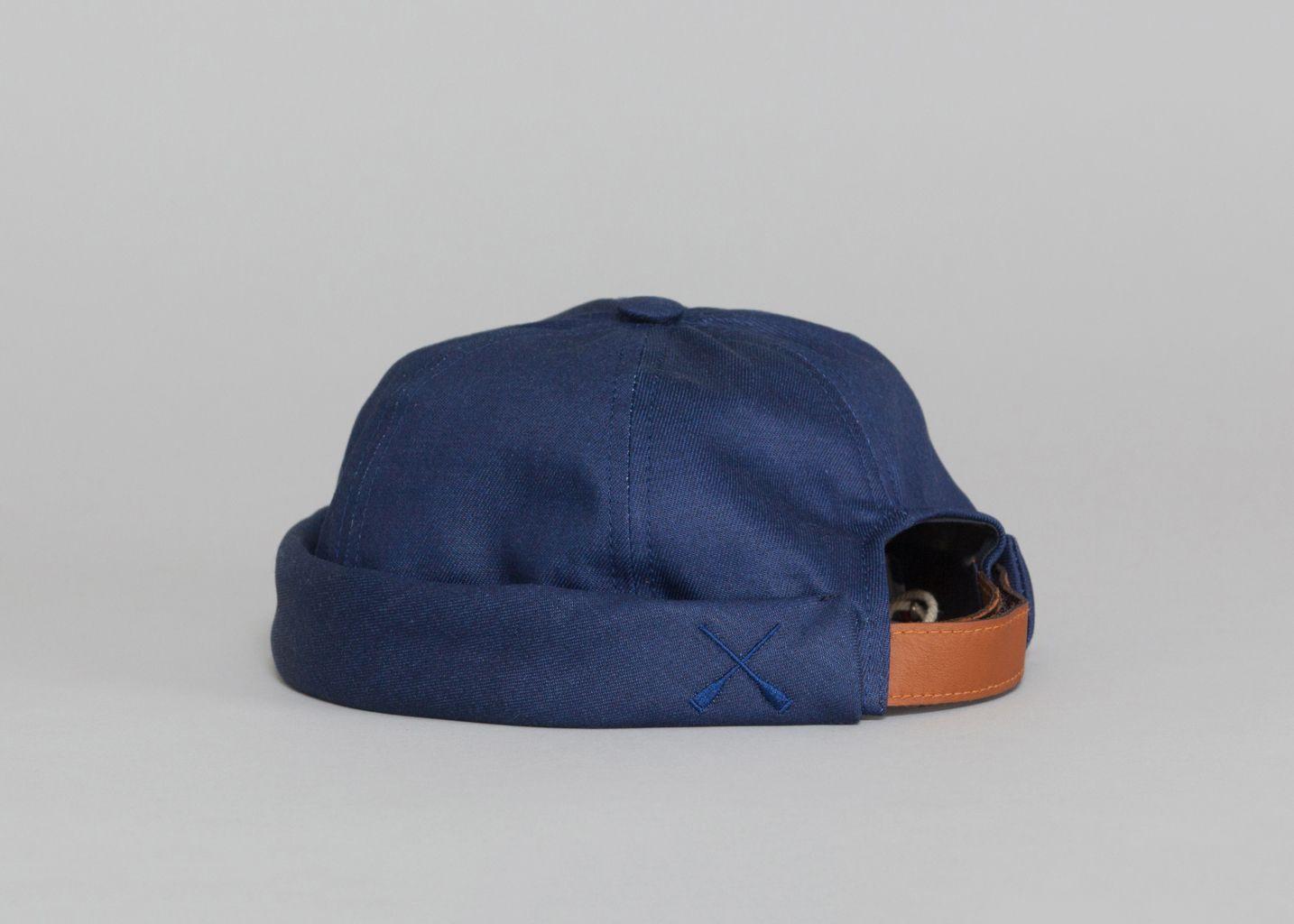 adbb2e03fd2 Plain Miki Navy Blue Béton Ciré