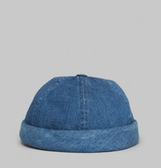 1/2 Washed Miki Cap