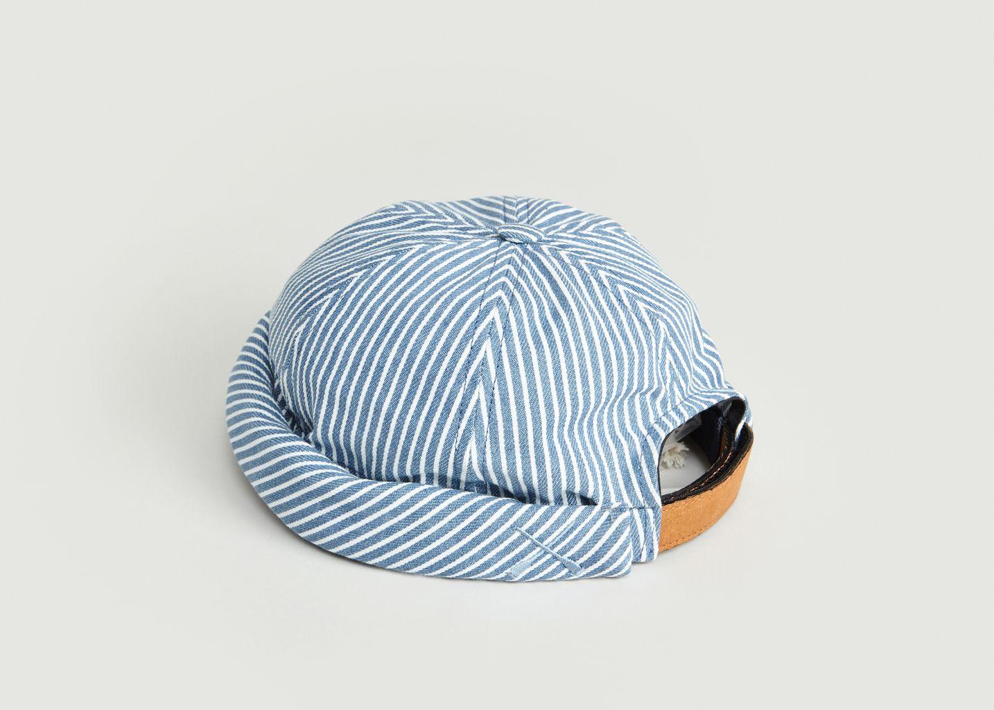 77f9f5fb84a Oshkosh Miki Hat Light Blue Béton Ciré