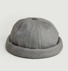 Basic Denim Hat