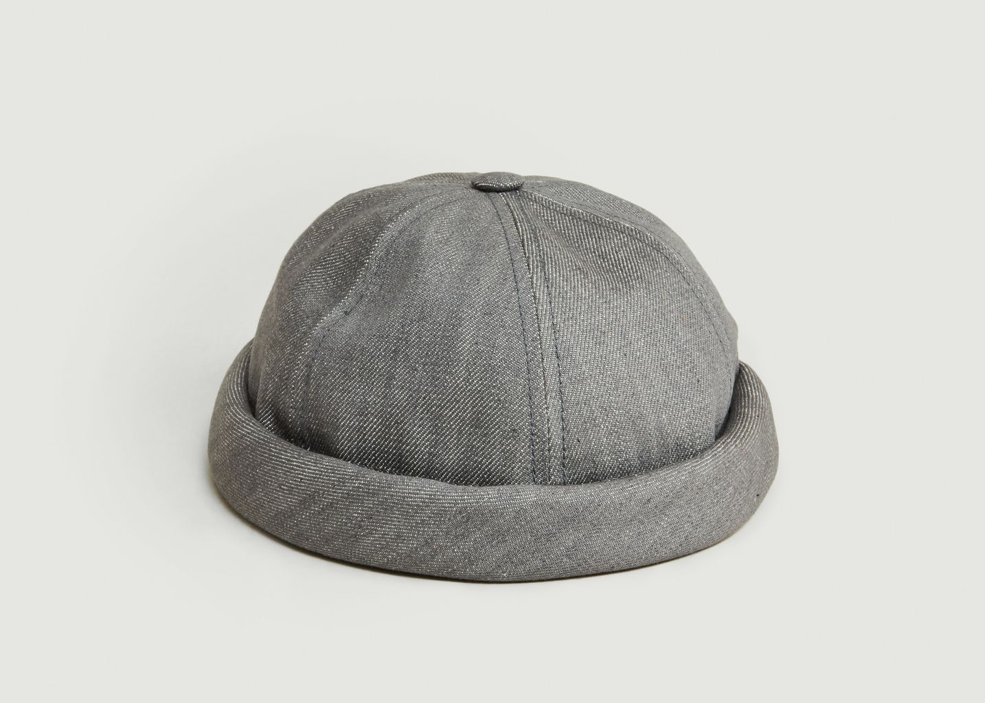 Bonnet Miki Basic Denim  - Béton Ciré