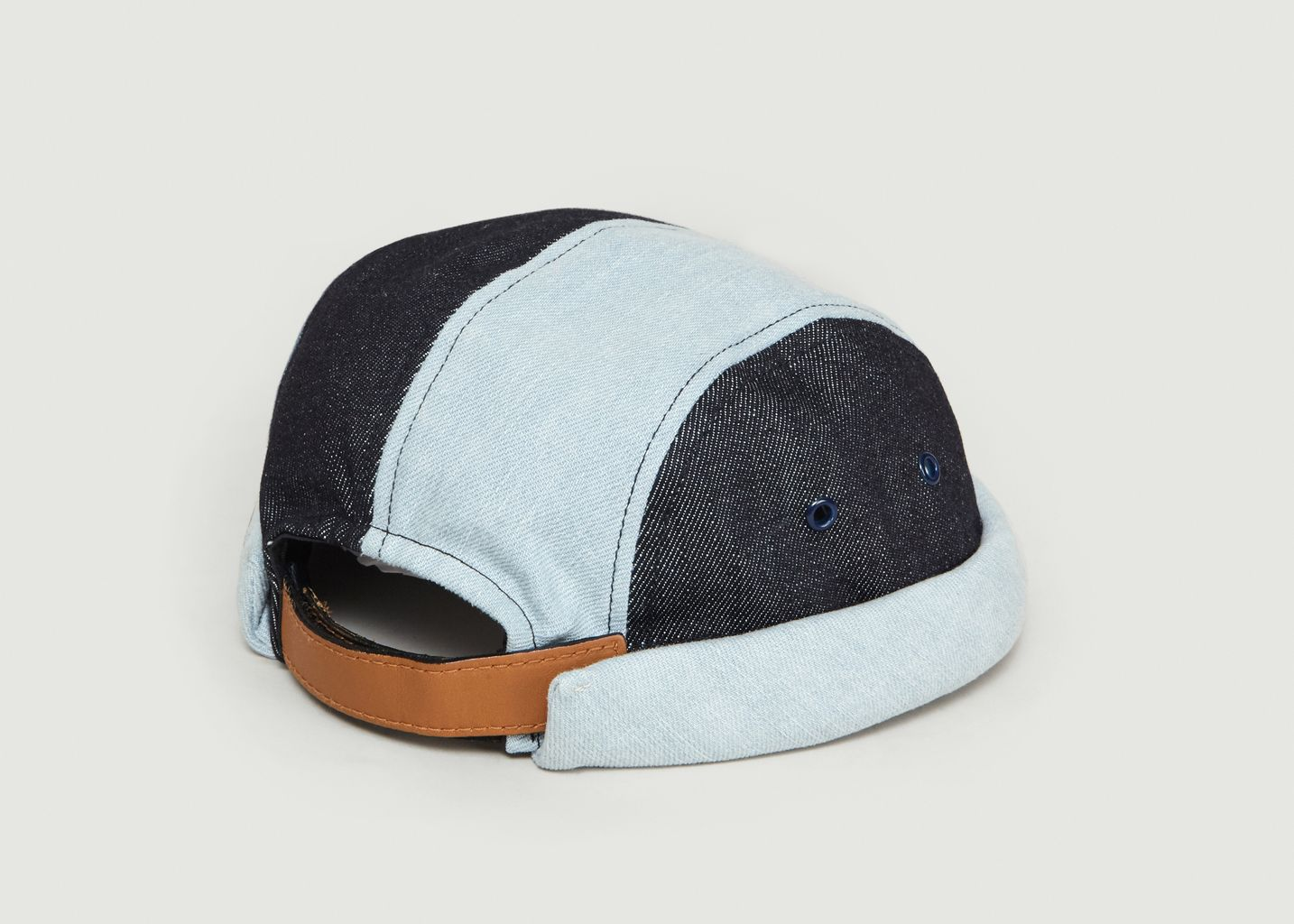Miki Five Panel Denim - Béton Ciré