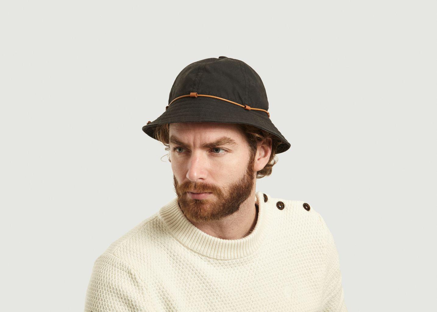 Chapeau chalutier imperméable - Béton Ciré
