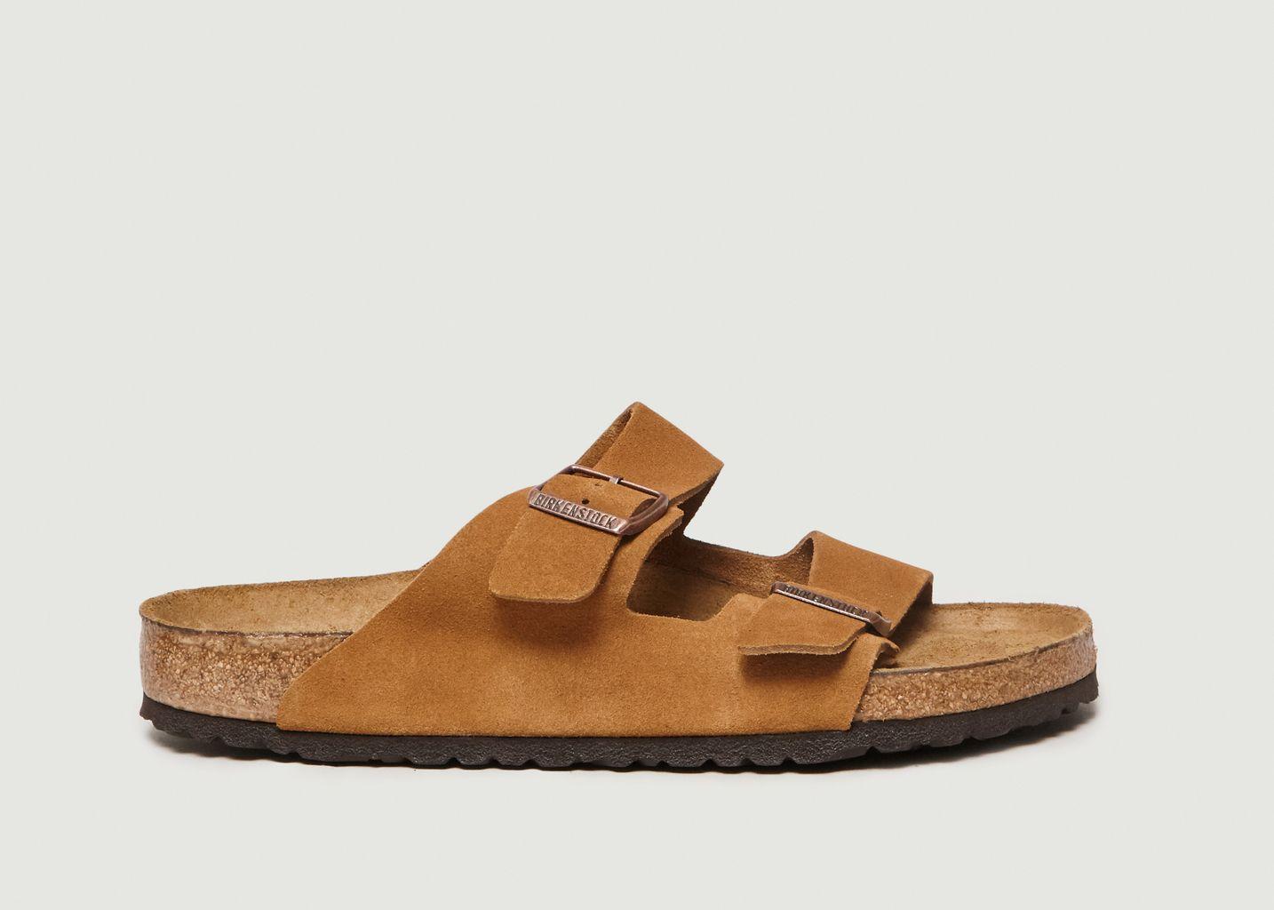 Sandales Arizona Suede - Birkenstock