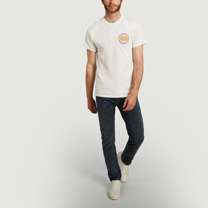 T-shirt logo - Bisous Skateboards