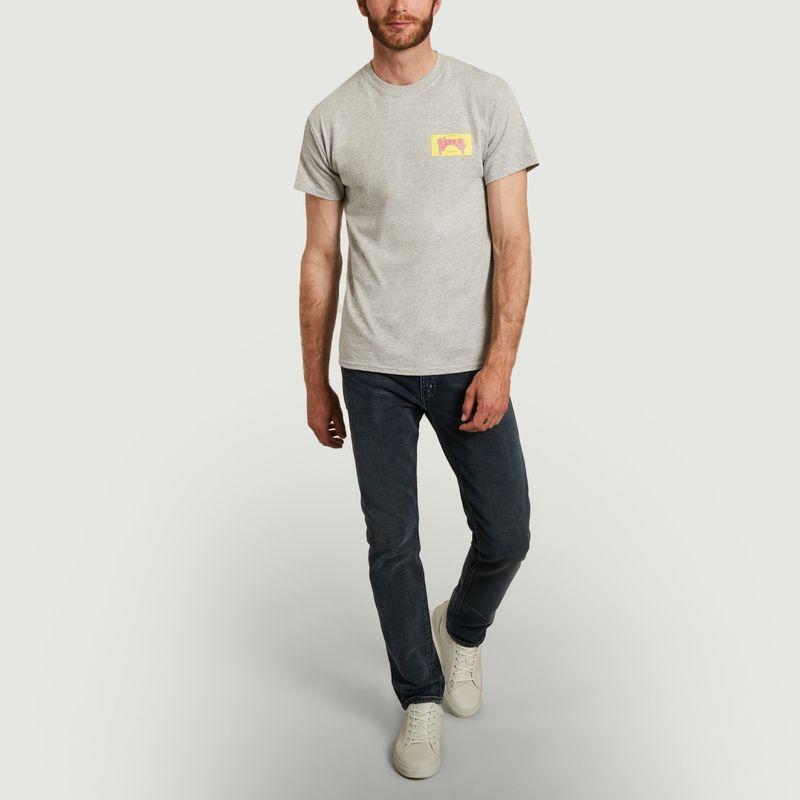 T-shirt Veritable  - Bisous Skateboards