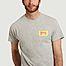 matière T-shirt Veritable  - Bisous Skateboards