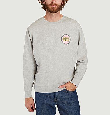 Sweatshirt cercle bisous