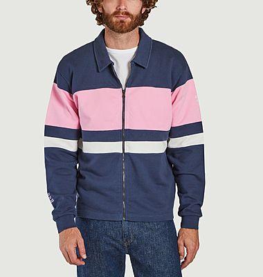 Sweatshirt Zipper Coach