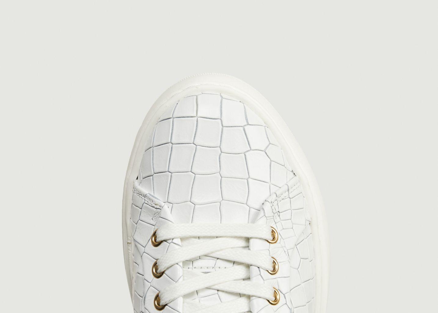 Sneakers Croco VL86  - Blackstone