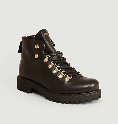 Bottines SL81 en cuir