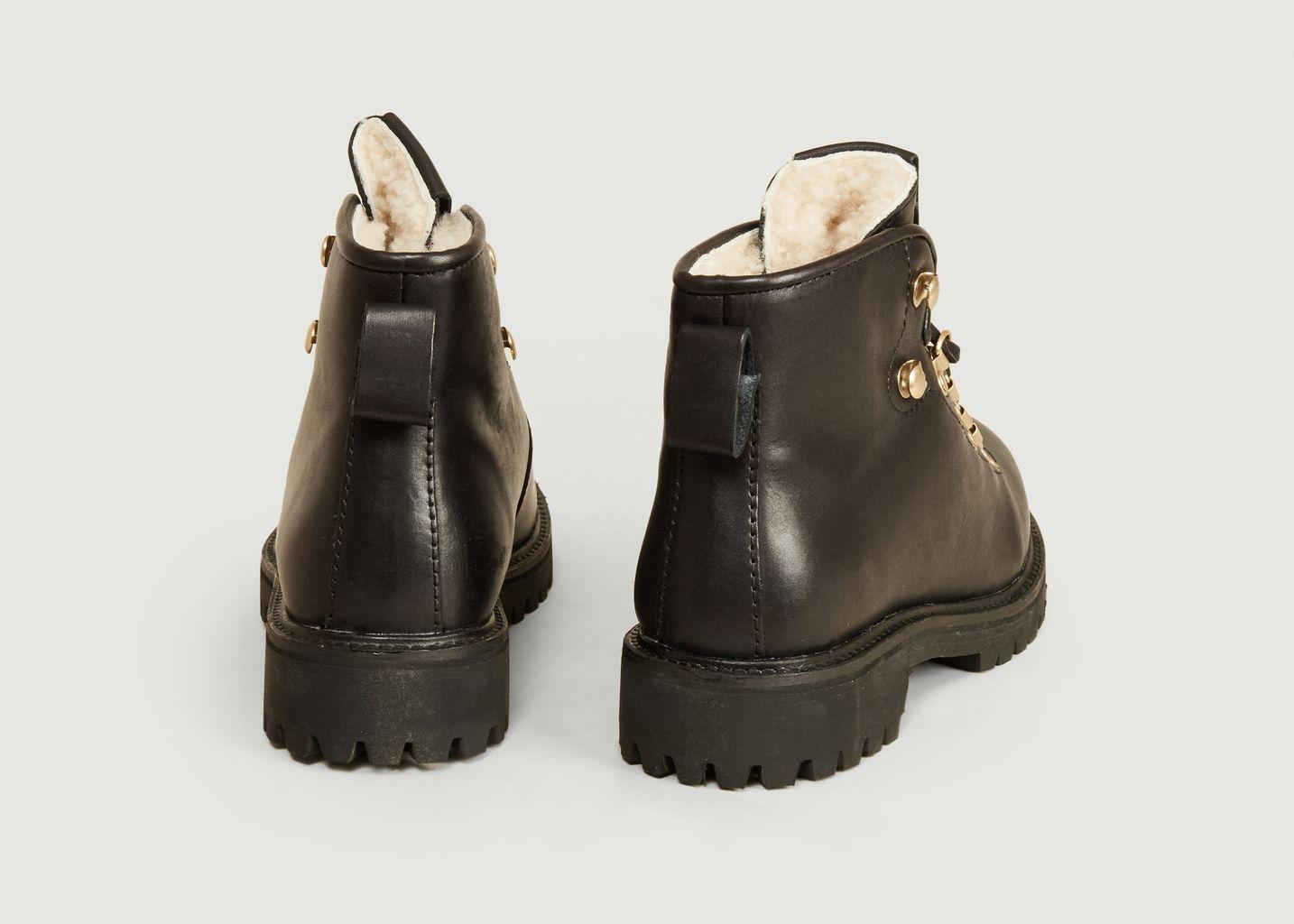 Bottines SL81 en cuir  - Blackstone