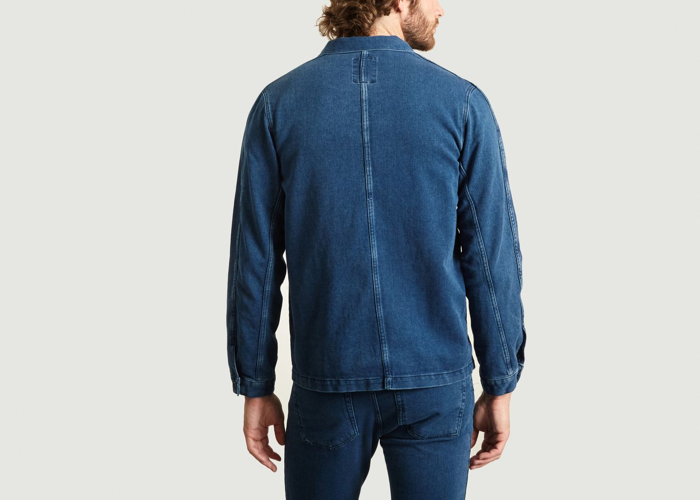 Veste de Comptoir - Bleu de Paname