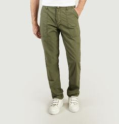 Pantalon Fatigue en Ripstop