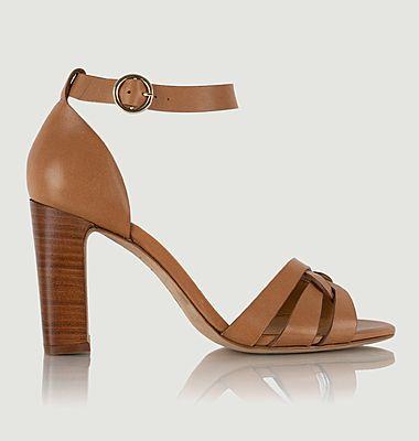 Sandales à talons Juliet