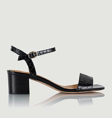 Sandales à talons Rita