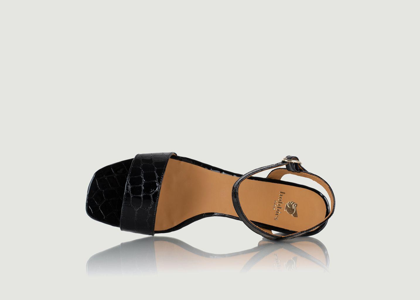 Sandales à talons Rita - Bobbies Paris