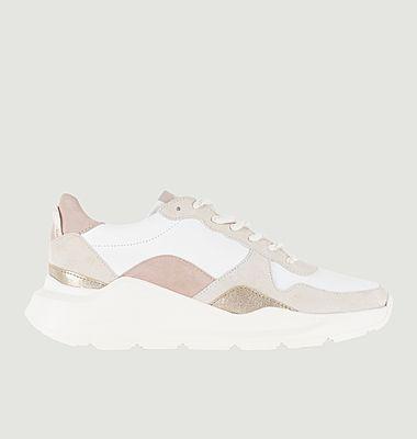 Sneakers de running en cuir Tori