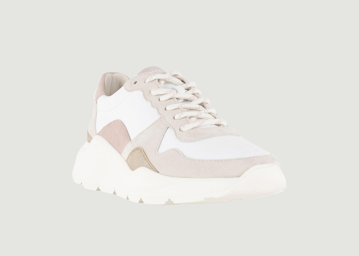 Sneakers de running en cuir Tori - Bobbies Paris