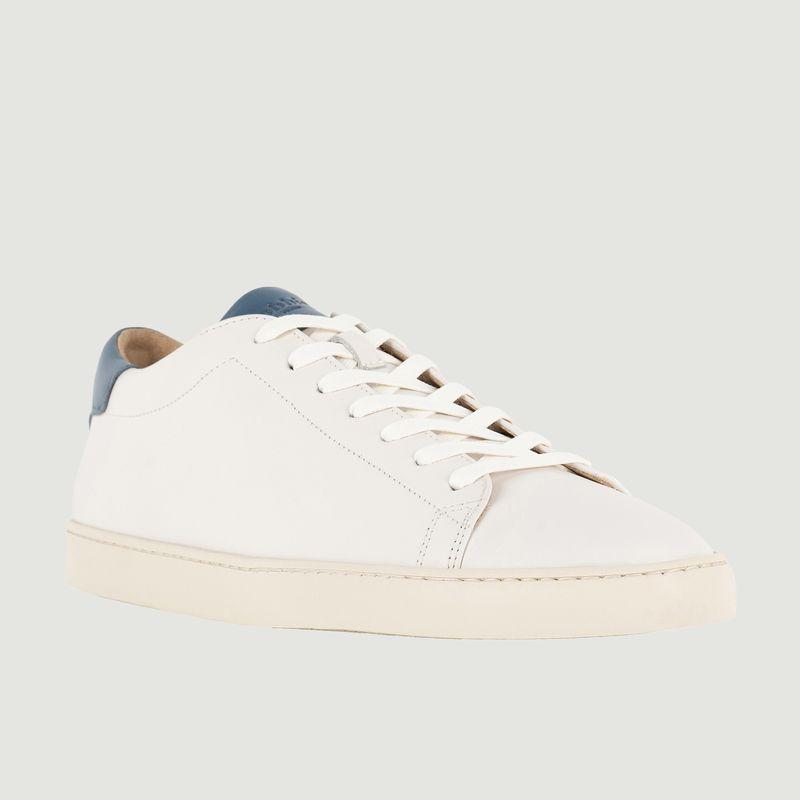 Sneakers en cuir Dan - Bobbies Paris