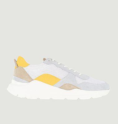 Sneakers de running en cuir Kurt