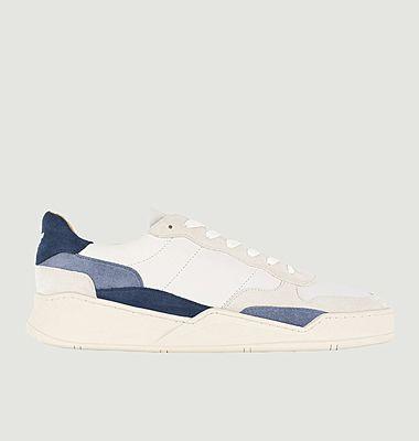 Sneakers en cuir Malibu