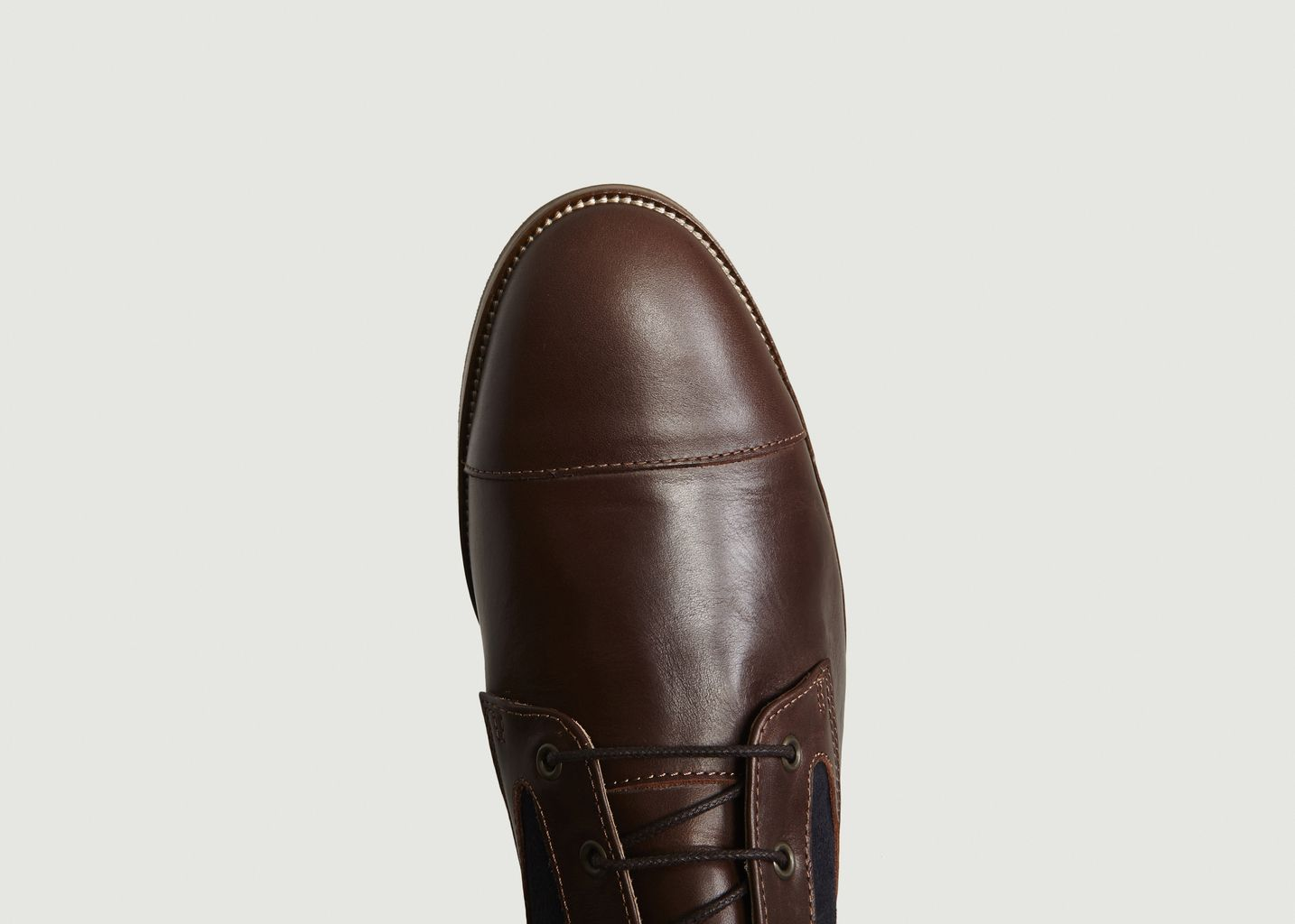 Bottines Le Luthier Marron Bobbies   L Exception 01b867dcd75