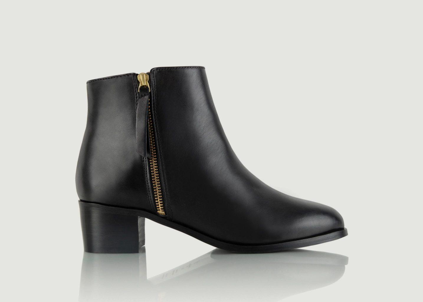 Boots La Fougueuse - Bobbies Paris