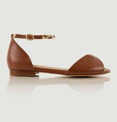 Sandales En Cuir La Douce