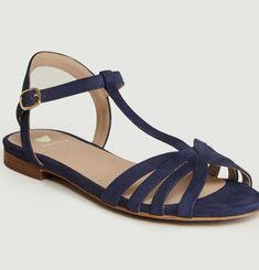 Sandales En Nubuck La Merveille