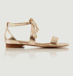 Sandales En Cuir Aphrodite