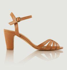 Sandales En Cuir La Ravie