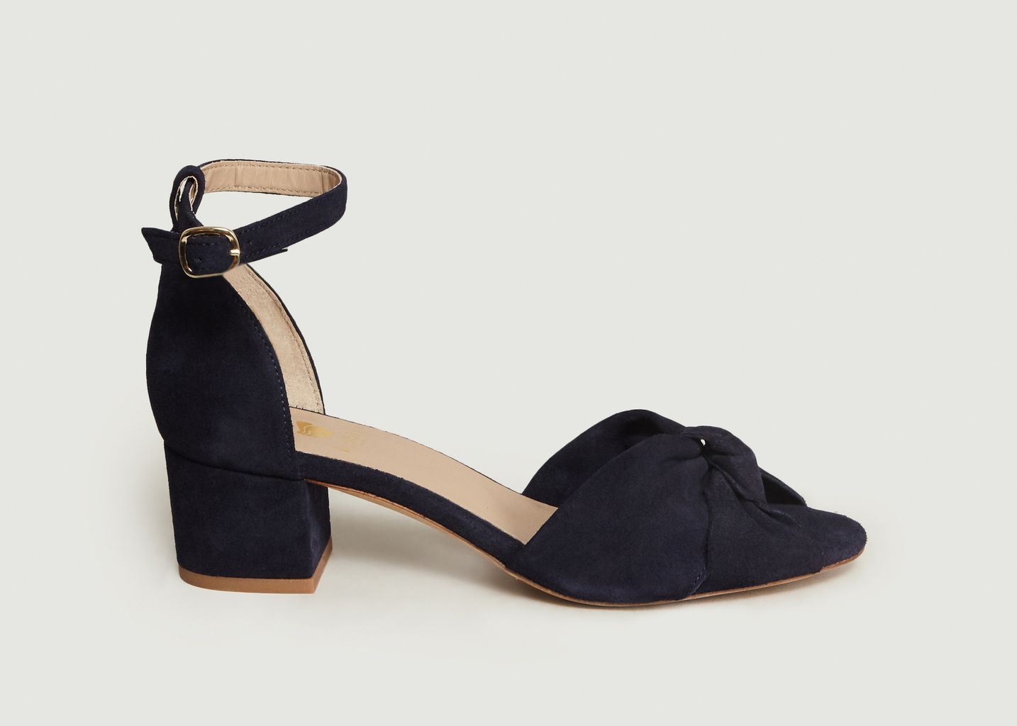 Sandales En Nubuck La Charmante - Bobbies Paris