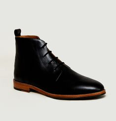 Bottines Explorateur