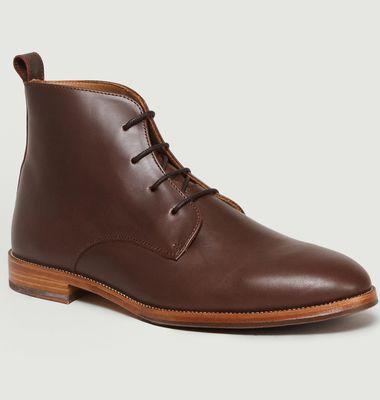 Boots En Cuir L'Explorateur