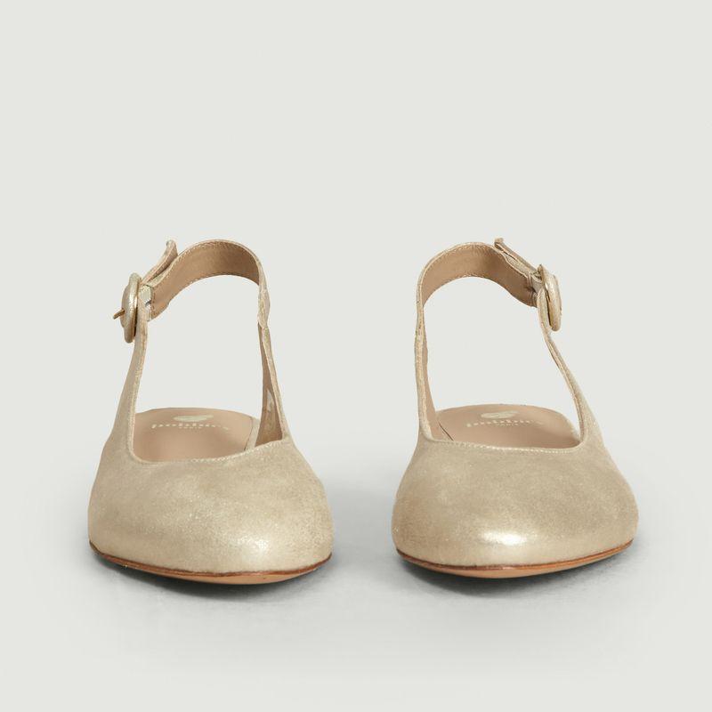Sandales En Cuir La Coquette - Bobbies Paris