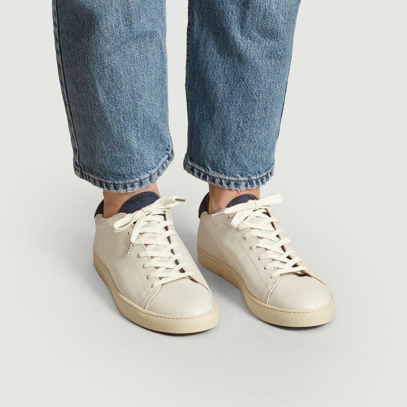 Sneakers en cuir Le Tchatcheur - Bobbies Paris