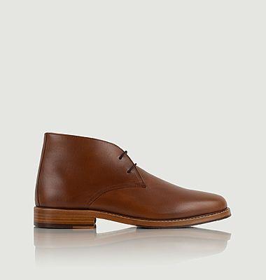 Chukka boots en cuir Le Scénariste