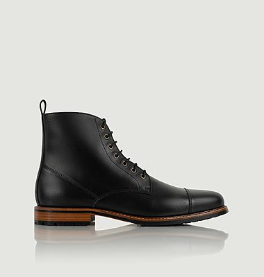 Bottines en cuir Bushwick