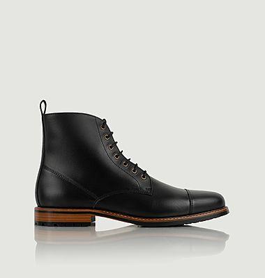 Bushwick leather boots