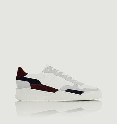 Sneakers en cuir Le Malibu