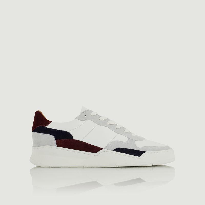 Sneakers en cuir Le Malibu - Bobbies Paris