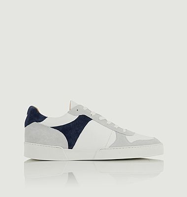 Sneakers en cuir Milwaukee