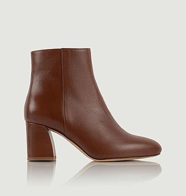 Bottines en cuir Downtown