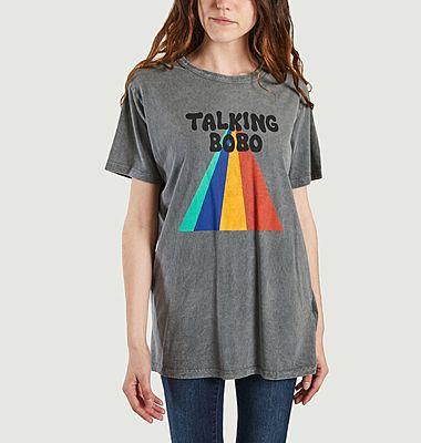 T-shirt talking bobo