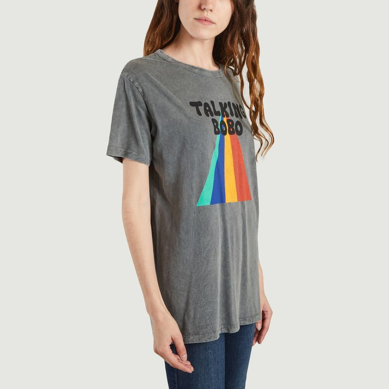 T-shirt talking bobo - Bobo Choses