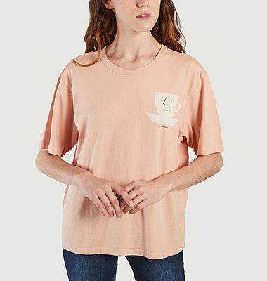 T-shirt tasse