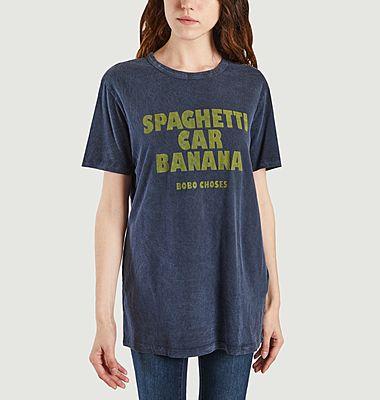 T-shirt spaghetti