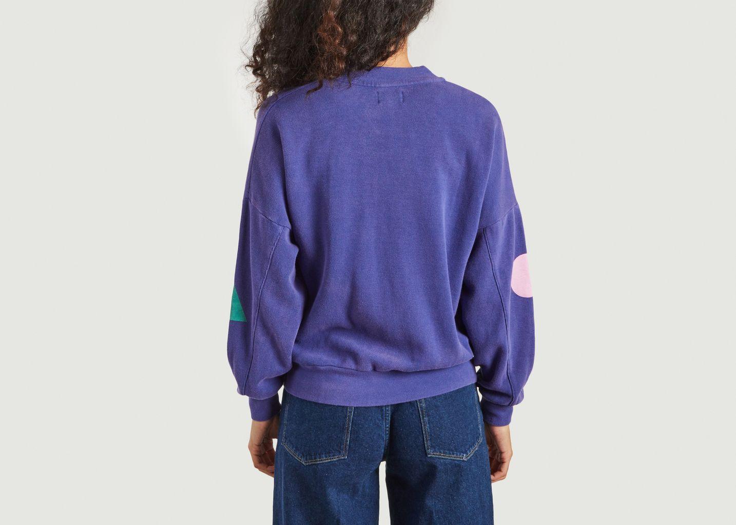 Sweatshirt zippé - Bobo Choses