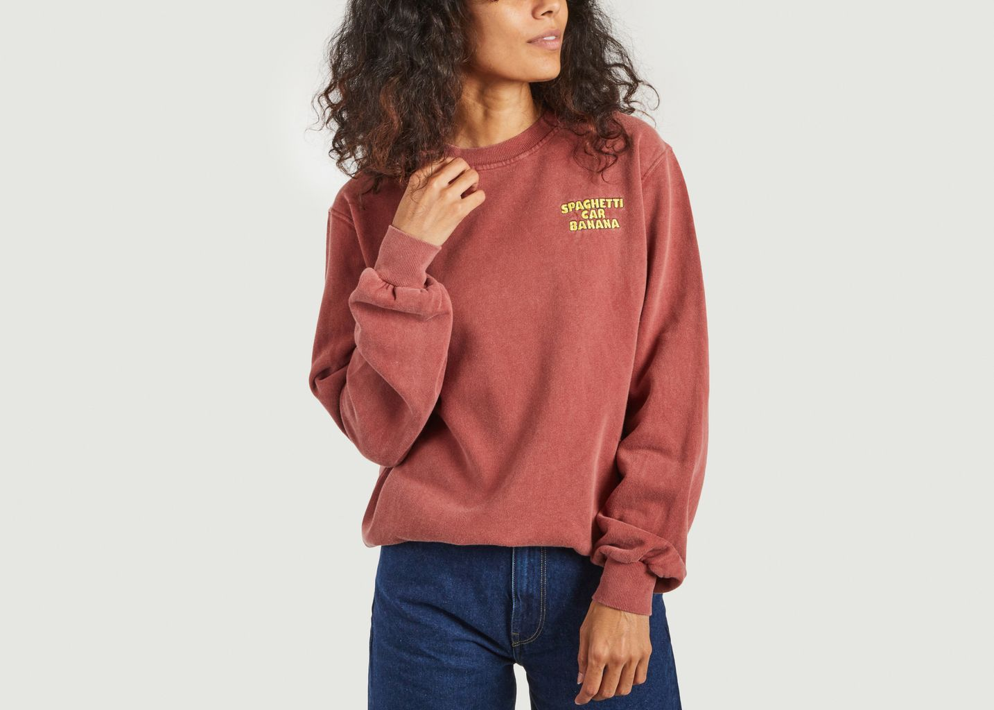 Sweatshirt spaghetti - Bobo Choses